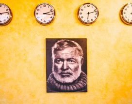 Хемингуэй | Hemingway | Краснодар | Парковка