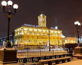 Город Отель на Ленинградском