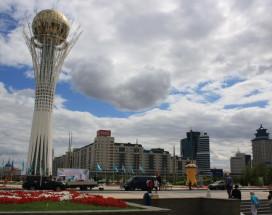 Пекин Палас Soluxe Hotel Astana | Астана | Парковка