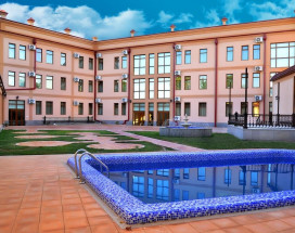 Hotel Diyora | Самарканд | Парковка