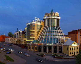 Four Points by Sheraton Kaluga | Фор Поинтс бай Шератон Калуга | Парковка