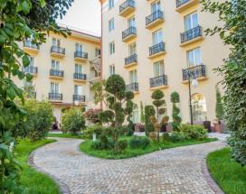 Lotte City Hotel Tashkent | Ташкент | Парковка