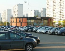 Апарт-отель Спасатель   м. Алма-Атинская   Парковка