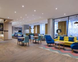 Hampton by Hilton Astana Triumphal Arch | Нур-Султан | Парковка