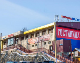 Магас | Иркутск | Парковка