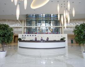 Виктория Олимп Отель и Бизнес-Центр Минск - Отличное Расположение