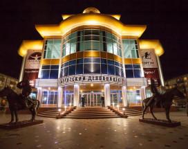 Мэргэн Батор | Улан-Удэ | Парковка