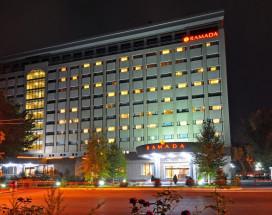 Рамада Ташкент - Ramada Tashkent - Хорошее Расположение