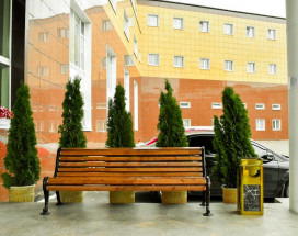 Perovo Plaza - Перово Плаза - Приветливый Персонал