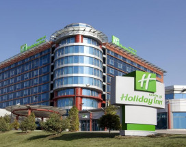 Holiday inn Almaty - Холидей Инн Алматы