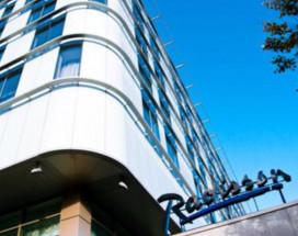 Рэдиссон Radisson Калининград | исторический центр | парковка | жд вокзал