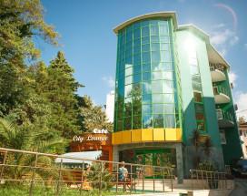 ЭКОДОМ   г. Сочи   парк Ривьерра   бассейн   турецкая баня