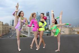 Спортивно-танцевальное шоу LineUp