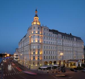 БАЛЧУГ КЕМПИНСКИ МОСКВА - BALCHUG KEMPINSKI HOTEL