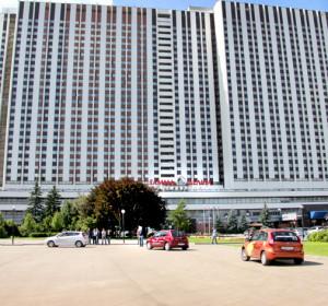 Измайлово Гамма Дельта - гостиница на м. Партизанская