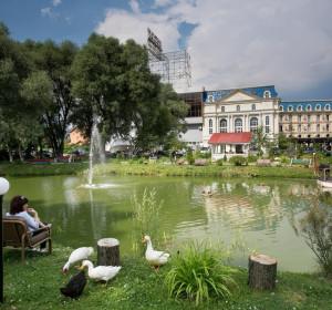 Внуково Вилладж  Парк Отель - Vnukovo Village Park Hotel & Spa