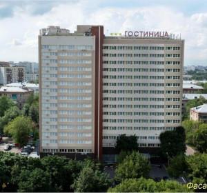 Мосуз Центр - Московско-узбекский гостинично-коммерческий центр