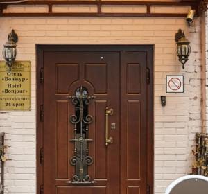 Бонжур на Казакова (ГВКГ им. Н. Н. Бурденко)