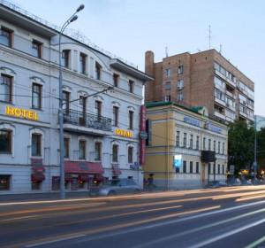 ЦИРКУС | м. Цветной бульвар | Новослободская