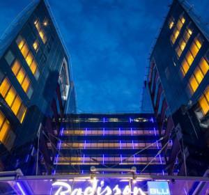 РЭДИССОН БЛУ  АЭРОПОРТ МОСКВА ШЕРЕМЕТЬЕВО - Radisson Blu Hotel, Moscow Sheremetyevo Airport