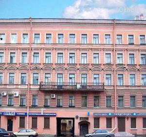 ГОСТЕВОЙ ДОМ НА МАРАТА (Санкт-Петербург, м. Лиговский проспект)