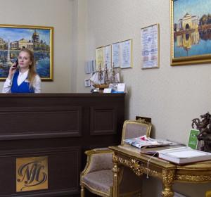 НЕВСКИЙ БРИЗ | Санкт-Петербург | м. Адмиралтейская | С завтраком