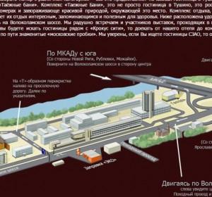 ТАЁЖНЫЕ БАНИ| м. Мякинино | Спартак | стадион ОТКРЫТИЕ АРЕНА