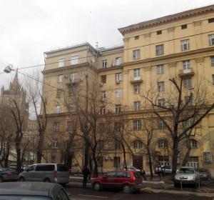 АПАРТАМЕНТЫ LIKEFLAT СТАРЫЙ АРБАТ СТУДИО (м. Смоленская)