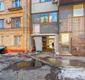Apartment on Komsomolsky Prospekt 34 | м. Фрунзенская | Wi-Fi