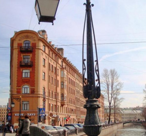 Квартапарт на Грибоедова 50 | м. Садовая | Wi-Fi