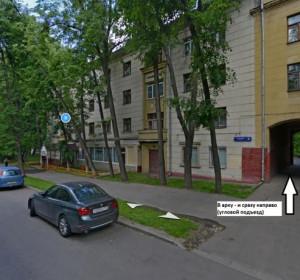 Аркада | м. Бабушкинская | парковка | теннисный корт