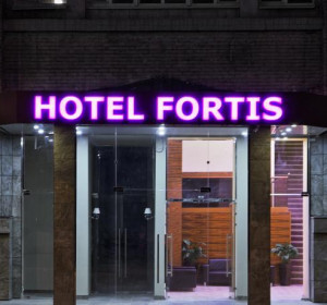 ФОРТИС - FORTIS | м. Дубровка | можно собака