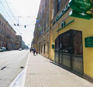 Талисман на Гороховой | Санкт-Петербург | Парковка