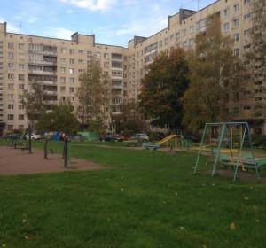 Apartments on Esenina 26 | м. Проспект Просвещения | Парковка