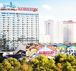 КОРСТОН МОСКВА | м. Ленинский проспект, Воробьевы горы | С завтраком