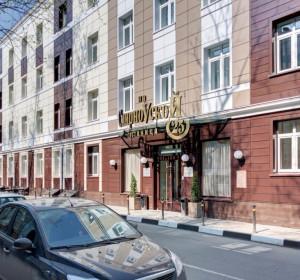 На Смирновской 25 | Бесплатный шаттл от м. Площадь Ильича | С завтраком