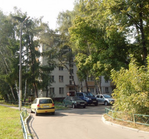 Апартаменты на Щелковской 53 | Москва | м. Щелковская | парковка