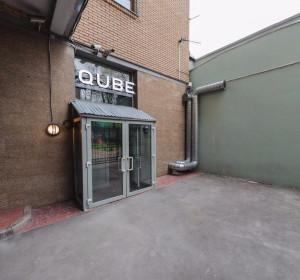 QUBE Капсульный отель | м. Добрынинская | Парковка