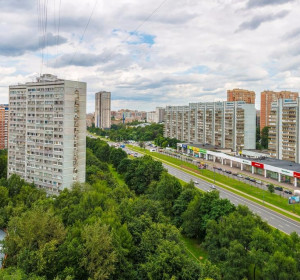 На Ленинском Проспекте 102 | Москва | м. Проспект Вернадского | Парковка