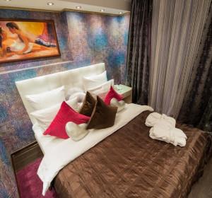 Отель для Свиданий Bomond c Джакузи