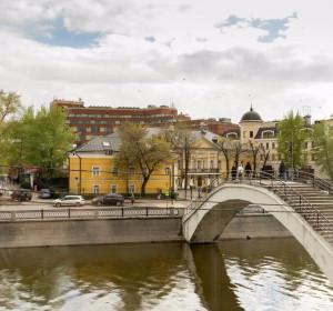 Макаров Хостел - Makarov Hostel | м. Новокузнецкая | м. Третьяковская
