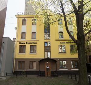 Forte Inn | СПБ | м. Чернышевская | Парковка