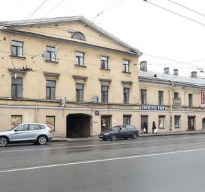 Кино Хостел на Пушкинской | м. Звенигородская | Парковка