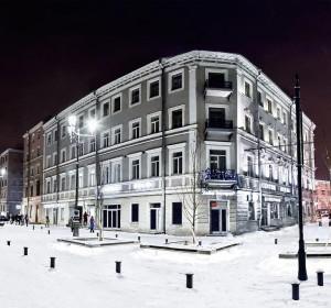 Центр Отель | м.  Площадь Восстания | Парковка
