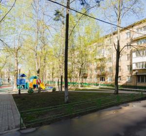 Апартаменты Брусника Новые Черемушки Гарибальди 17