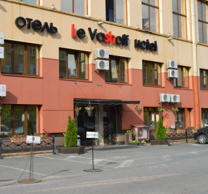 Le Vashoff Hotel | Санкт-Петербург | м. Чкаловская | Парковка