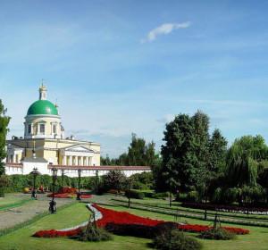 ДАНИЛОВСКАЯ Московской Патриархии (м. Тульская)