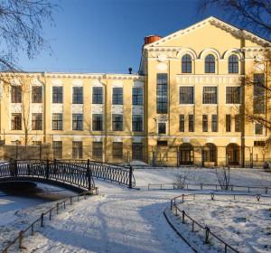 Юсуповский Сад | м. Технологический Институт