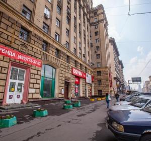 Апартаменты Брусника на Красносельской | м. Красносельская | Парковка