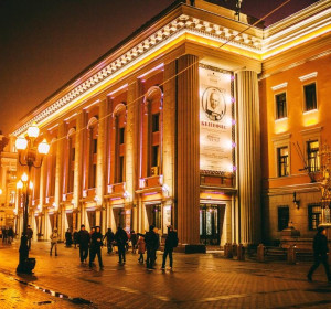 Апартаменты Miracle Арбатская | м. Смоленская | Парковка